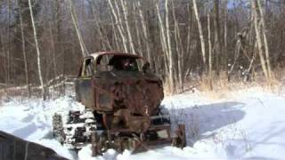 getlinkyoutube.com-The Redneck towtruck to the rescue..mp4