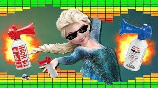 getlinkyoutube.com-Let It Go - MLG Airhorn Remix