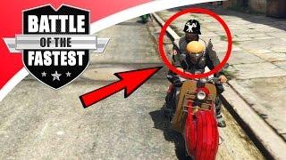 getlinkyoutube.com-GTA V Online - RARE SPAWN GLITCH! (Battle Of The Fastest #5) Seizoen 2