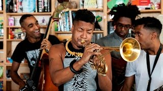 getlinkyoutube.com-Christian Scott aTunde Adjuah: NPR Music Tiny Desk Concert