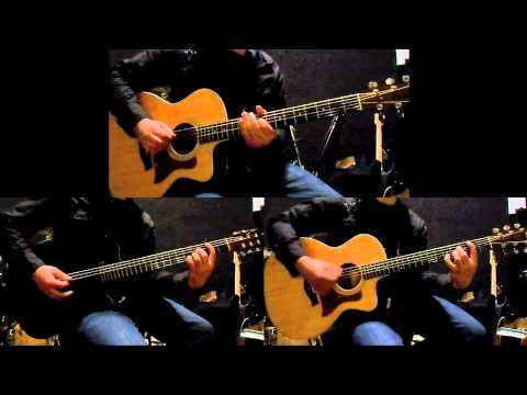Jason Mraz I Wont Give Up Guitar Cover