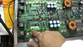 getlinkyoutube.com-VOU RESTAURAR UM AMPLIFICADOR PILE DRIVER 4.1N!!!!