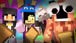 Minecraft Mini Game  DO NOT LAUGH! CRAZY EYES AND POKEMANZ w Facecam ~ SkyDoesMinecraft
