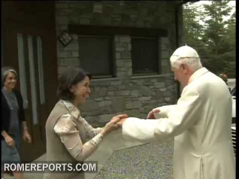 Pope to publish second part of