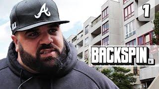 "getlinkyoutube.com-Ali Bumaye: ""Wenn du so 'ne Familie hast, ist dir der Rap-Scheiß egal."" (1/3) | BACKSPIN HOODS #16"