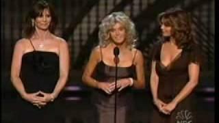getlinkyoutube.com-Charlie's Angels Reunited at Emmys 2006