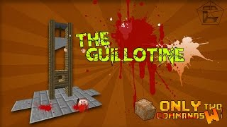 getlinkyoutube.com-The Guillotine in Vanilla Minecraft with only two command blocks