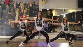 getlinkyoutube.com-Focus - Ariana Grande - Fitness Dance Choreography