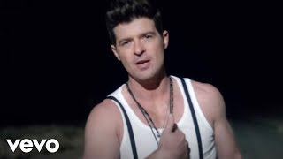 Robin Thicke - Pretty Lil' Heart (ft. Lil Wayne)