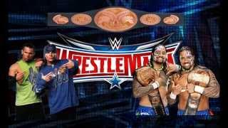 getlinkyoutube.com-WWE Wrestlemania 32 Custom (Dream) Match Card 2016