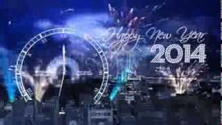 getlinkyoutube.com-2014 NEW YEAR'S EVE COUNTDOWN ANIMATION - AFTER EFFECTS TEMPLATE
