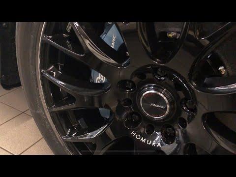 Карбоно керамические тормоза и второй аккумулятор на Lexus LX 570