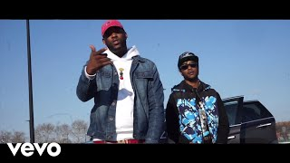 Kaliym - Born 2 Win Official Video (Explicit) ft. 16Barzz, 100BlockKapo