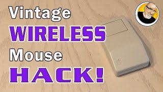 getlinkyoutube.com-Vintage Wireless Mouse Hack!