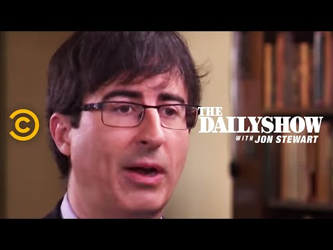 The Daily Show: John Oliver's Australia & Gun Control's Aftermath