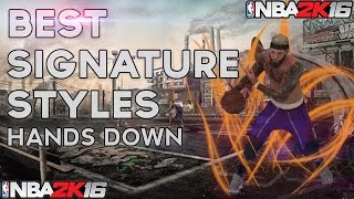 getlinkyoutube.com-NBA 2K16 | Signature Styles That Nobody Wants You To Know!