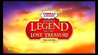 Sodor's Legend of the Lost Treasure Trailer - UK - HD