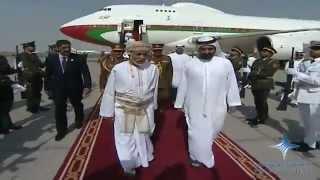 getlinkyoutube.com-محمد بن راشد يستقبل سلطان عمان