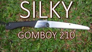 getlinkyoutube.com-Silky Saw: Gomboy 210 Review - Project Prepper