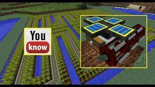 getlinkyoutube.com-FTB Automatische Weizenfarm Tutorial German HD