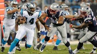 getlinkyoutube.com-Patriots vs. Panthers highlights - 2015 NFL Preseason Week 3