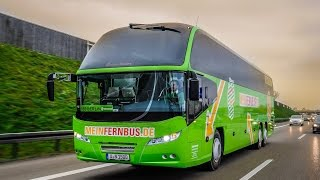 getlinkyoutube.com-Alltag Autobahn - Der Fernbusfahrer
