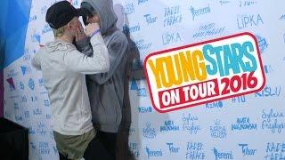 getlinkyoutube.com-BEST MOMENTS | YOUNG STARS ON TOUR 2016 | OLCIIAK