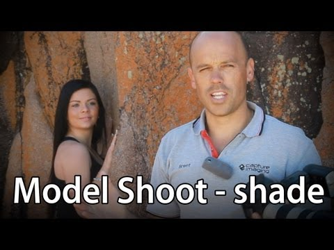 Outdoor Portrait Photography - Shade