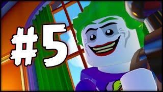 getlinkyoutube.com-LEGO Dimensions - PART 5 - The Joker! (Gameplay Walkthrough HD)
