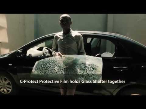 C-Protect - Safety & Security Film | Concept Nova