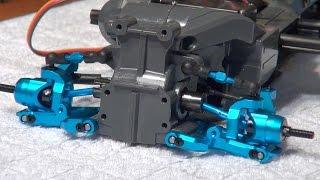 getlinkyoutube.com-Tamiya MF-01X Upgrades and Modifications