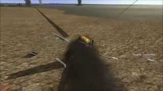 getlinkyoutube.com-Il-2 Failures and Crashes 8