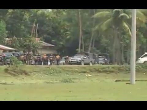 মৌলভীবাজারে দুই 'জঙ্গি আস্তানা' ঘিরে অভিযান, গুলি-বিস্ফোরণ \\live Breaking news 29.03.2017