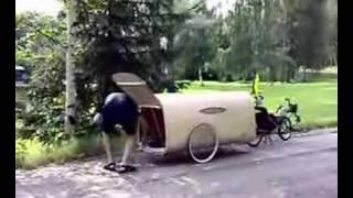 getlinkyoutube.com-A biketrailer