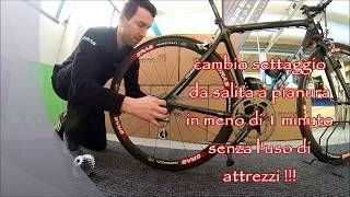 getlinkyoutube.com-Cambio rapido corpetto pignoni - BregaBike-Italy
