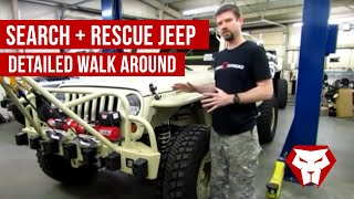 getlinkyoutube.com-Search and Rescue Jeep Detailed Walk Around