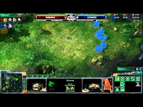 Naniwa vs Leenock Game 4 - MLG Providence 2011