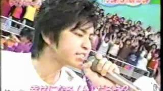 getlinkyoutube.com-増田貴久【2004_to be or not to be】(massu masuda takahisa)