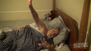 getlinkyoutube.com-GRANDPA'S NURSE - THE PRANK