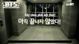 [BangTanSodamn][Vietsub] Rookie King Ep1 (Bangtan Boys BTS)