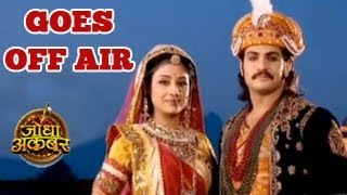 getlinkyoutube.com-Jodha Akbar TO GO OFF AIR -- Rajat & Paridhi SHOCKED in Jodha Akbar 25th February 2014 FULL EPISODE