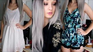 getlinkyoutube.com-Compras Aliexpress, pelucas,vestidos,monos,