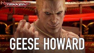 TEKKEN 7 - Geese Howard