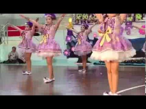 ลีดเดอร์ สีม่วง กีฬาสีโรงเรียนโพฒิสาร
