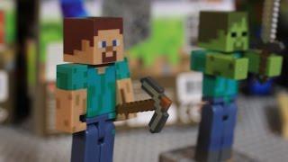 getlinkyoutube.com-Обзор на странный набор Minecraft - не Lego!