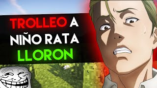 getlinkyoutube.com-TROLLEO A NIÑO RATA LLORON   TROLLEO EPICO