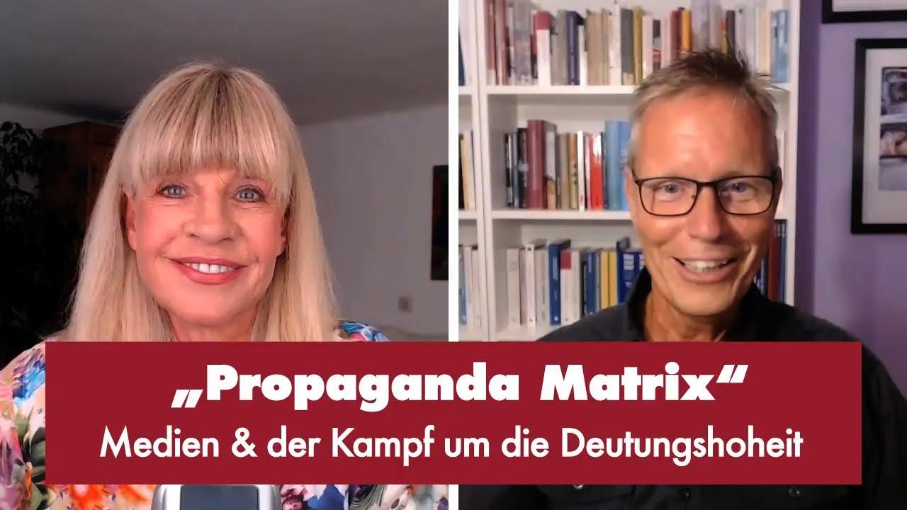 Journalismus in Deutschland – Propaganda Matrix