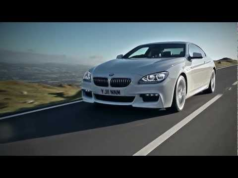 2012 BMW 640d Coupe