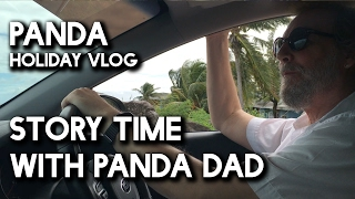 getlinkyoutube.com-Dad Stories - Panda Holiday Vlog