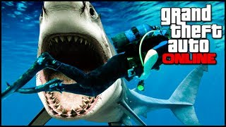 getlinkyoutube.com-GTA 5 Mods - PET SHARK MOD SHOWCASE ! GTA 5 Shark Mod ! (GTA 5 Mods) GTA V Pet Shark Mod